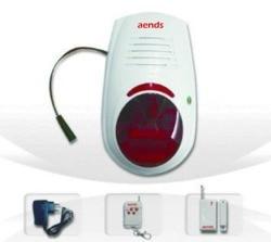 Burglar Alarm System in C