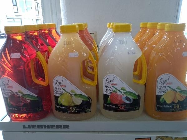 Different  fruit nec