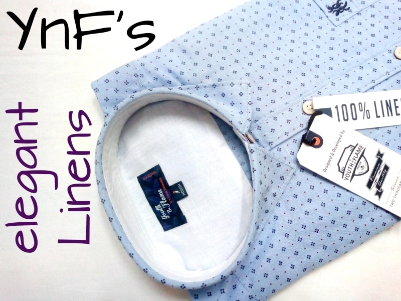 Linen shirts From YOUTH