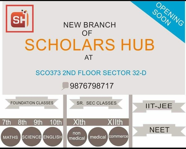 scholars hub's vision is to be