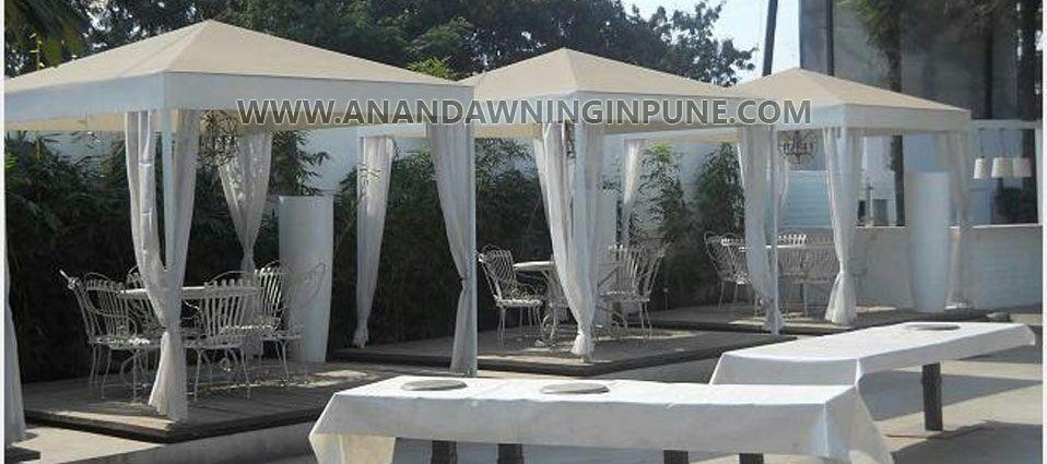Shamiyana tent....