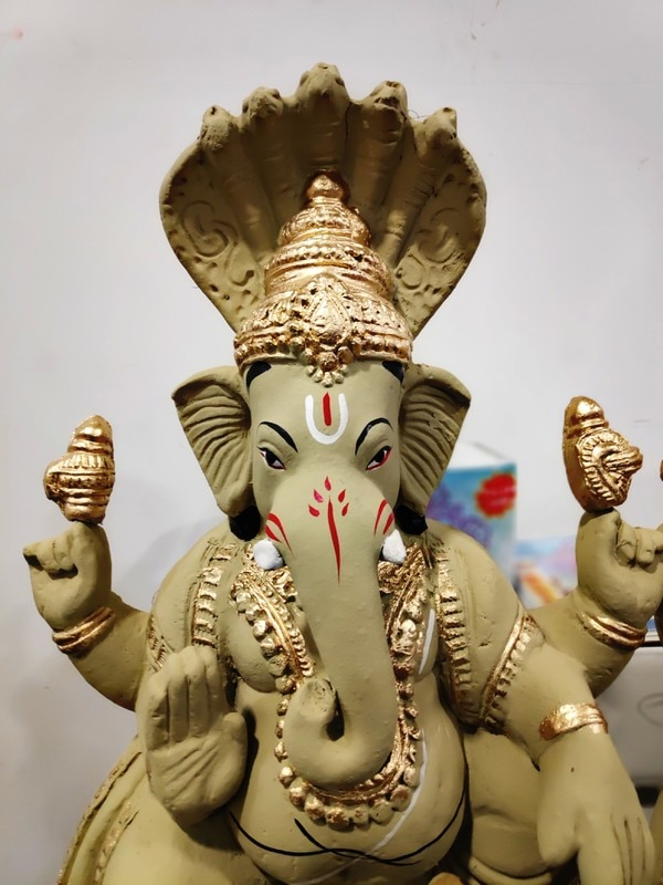 Ganapathi is believed to