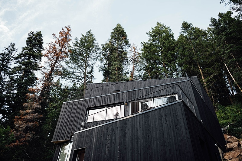 With a passive-house design, t