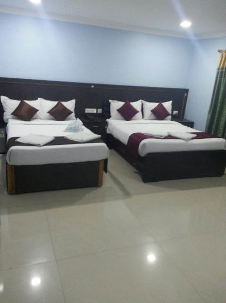 Best Budget Hotel Near Nanganallur Guests of Ngh Transit Hotel are offered to take advantage of free Wi-Fi, individual climate control.This property is also rated for the best value in Chennai Guests are getting more for their money when compared to other properties in this city