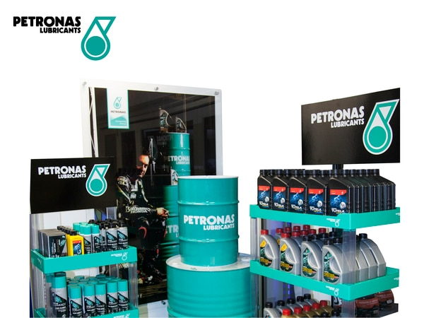 PETRONAS products differentiat