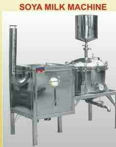 Planning  To Set Up Soya Milk Plant  In Your Respective  Cities Within In India  , We Krishna  Industries Provide Complete Knowledge  & Solution Regarding The Soya Milk Machines. We Have Installed  350+ Soya Milk Plants In India  & Overseas  Country. Our Soya Milk Plant Is Known For  Its Heavy Quality In India.Our 100 Liter Per Hour Soya Milk Making Machines  Includes The Following 1. 3Hp Indian  Soyabean Grinder(Blade)2. 50 Liter Tank Capacity  Boiler3. 50 Liter  Tank Capacity  Cooker Both Equiped In A Heavy SS Frame4. One Bigger Numetic Tofu Pressing MachineEntire Soya Paneer Making Machine Is Constructed Under  SS 304 Sheet , Sheet Thickness Is Of 3MMWeight  Of Entire Soyabean Milk Plant Is Of 235 KgFor More Detail Regarding Tofu Machine , Call Our Helpline  Numbers 9897501589 , 7500122000
