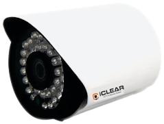 IP CCTV H.264/H264+/H.265/H.265+ (ICLEAR CCTV CAMERA) IP HD 36RWith 1.0/1.3/2.0/3.0/4.0/5.0/8.0/12.0 megapixel 3.6/6/8 mm Lens 36 Led (IR Range Upto 30 Mtr.) POE/Audio(Optional)