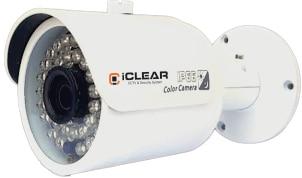 IP CCTV H.264/H264+/H.265/H.265+ (ICLEAR CCTV CAMERA) IP NK 36RWith 1.0/1.3/2.0/3.0/4.0/5.0/8.0/12.0 megapixel 3.6/6/8 mm Lens 36 Led (IR Range Upto 35 Mtr.)  POE/Audio(Optional)