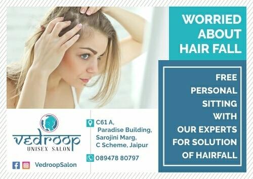 Hairfall Problem? No