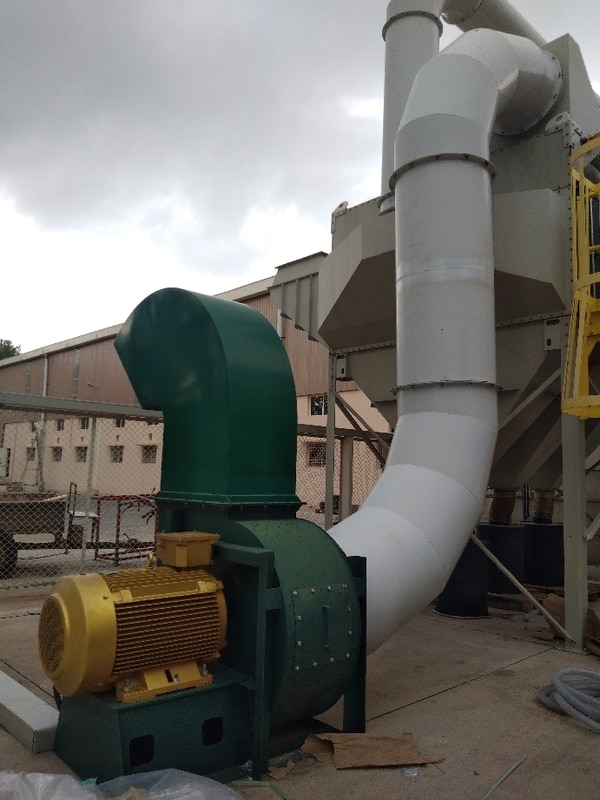 Centrifugal blowers are widely