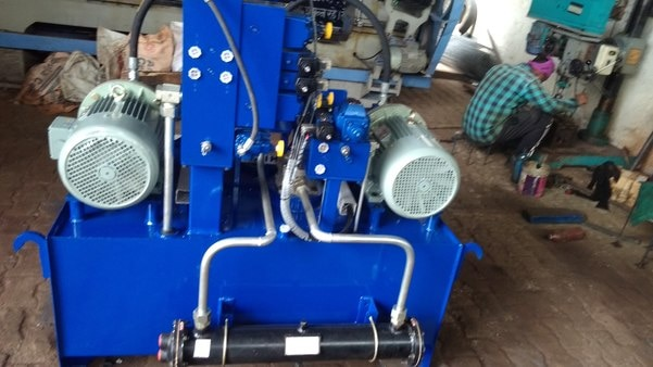 We are the best dealers of power pack machine in the city.