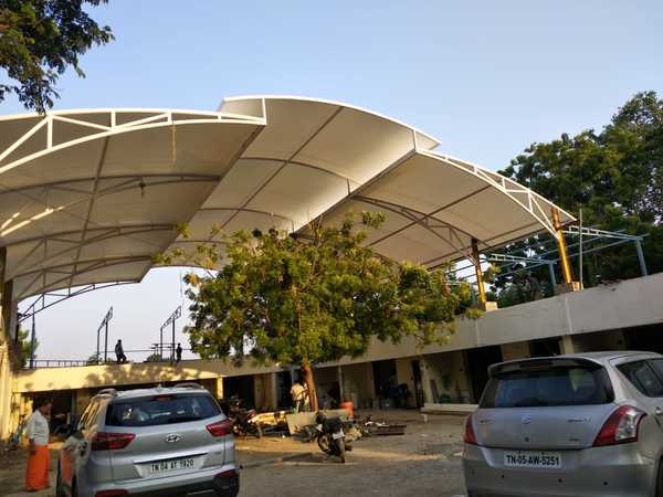 Tensile Structures In Chennai