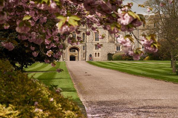 University In UK Near Ady