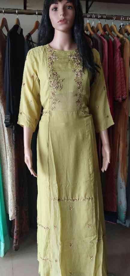 Designer Long kurti with