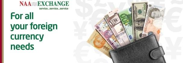 Forex Exchange Services