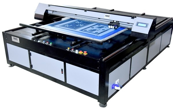THERMAL INKJET SCREEN EXPOSING/ENGAVING MACHINE/CSTSALIENT FEATURES:-1) LOW COST AND LOW MAINTANANCE2) BUILD ON A RUGGED STRUCTURE TO SUIT THE INDUSTRIAL     ENVIRONMENT.3) MINIMIZATION OR ELIMINATION OF REGISTRATION ISSUES..
