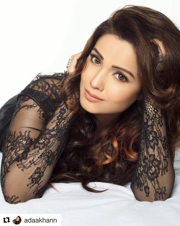 Adaa Khan is the most ver