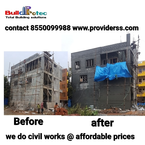 Contact for civil work