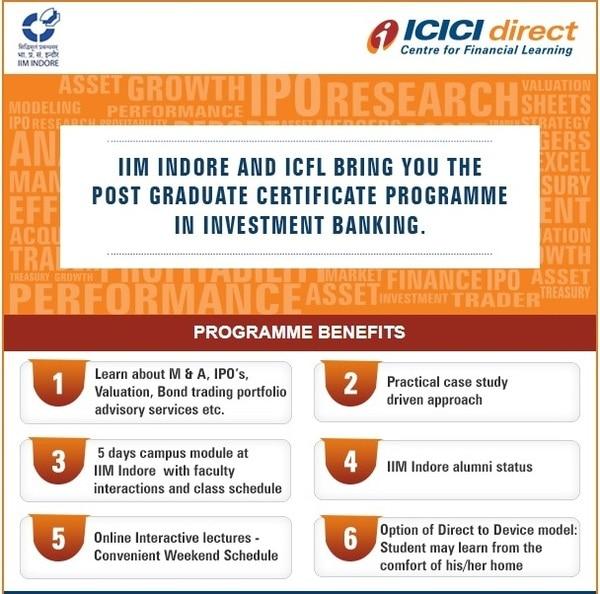 IIM Indore: Post Graduate Cert