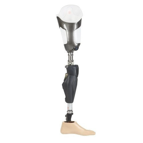 How much does a prosthetic leg