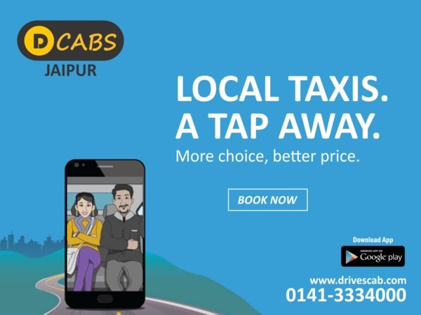 #Local_Taxi a Tap Away More Ch