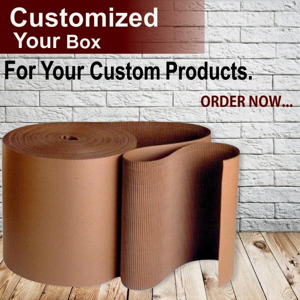 Corrugated Brown Packagin