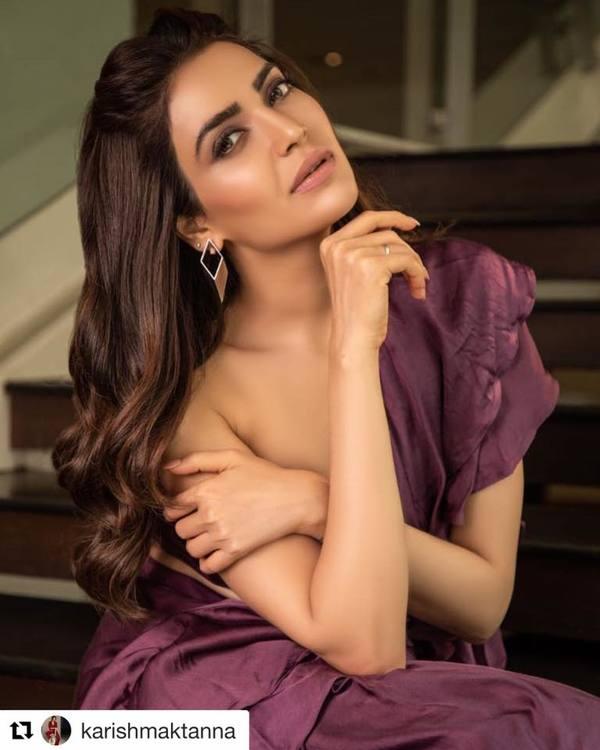 Karishma Tanna the beauti
