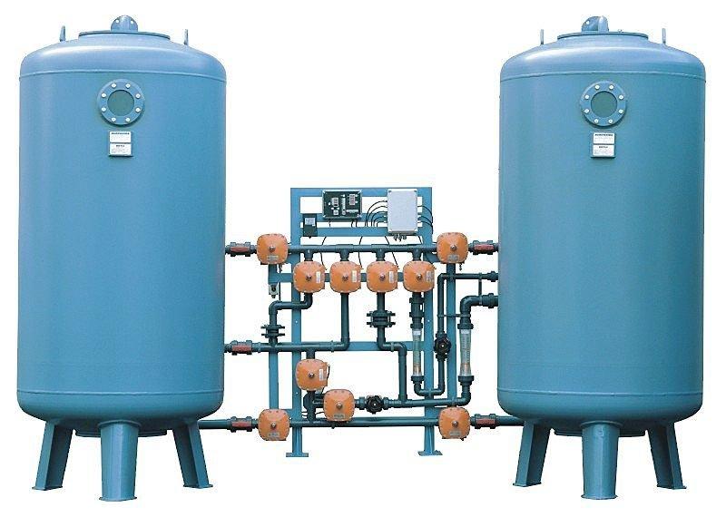 Side Stream Filtration Pl