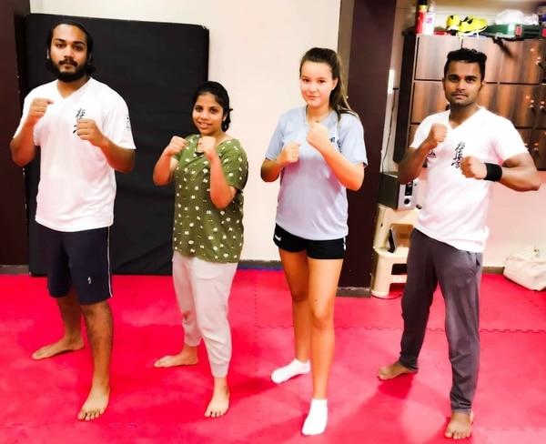 Combatant training f