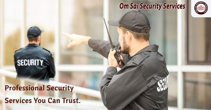 OM SAI SECURITY SERVICES -We a