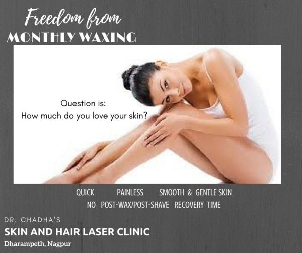 BEST IN LASER HAIR REMOVAL TRE