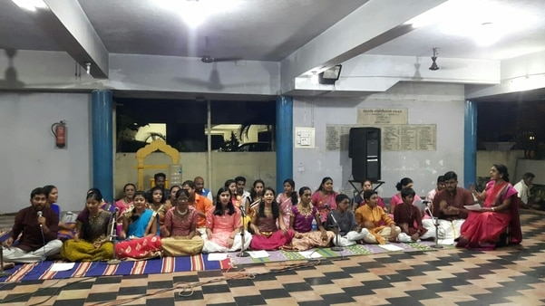 Learn Singing Music Carnatic S