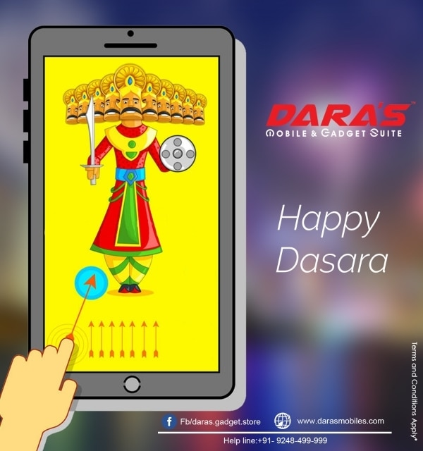 Happy Dasara to All