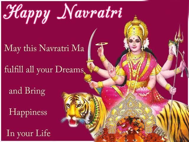 Celebrate Navratra by bringing