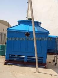 FRP Rectangular Cooling Tower Manufacturer and Supplier FRP Rectangular Cooling Tower Rakshan Cooling Towers has made a name for itself in the list of top suppliers of Cooling Tower & Chilling Plants, Cooling Tower & Chilling Plants in India.