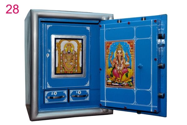 Home Use Locker & Temple