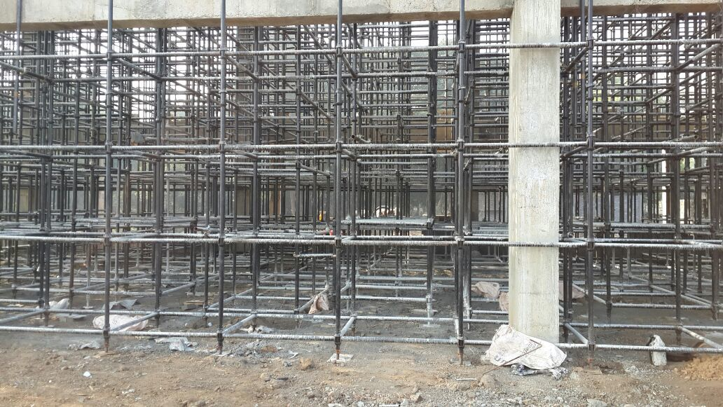Cup lock Scaffolding on rent in AhmedabadWe are leading supplier of Cup lock Scaffolding on rent as per client's requirements with best quality of products with best rate.For more details call now:+91 98250 35953