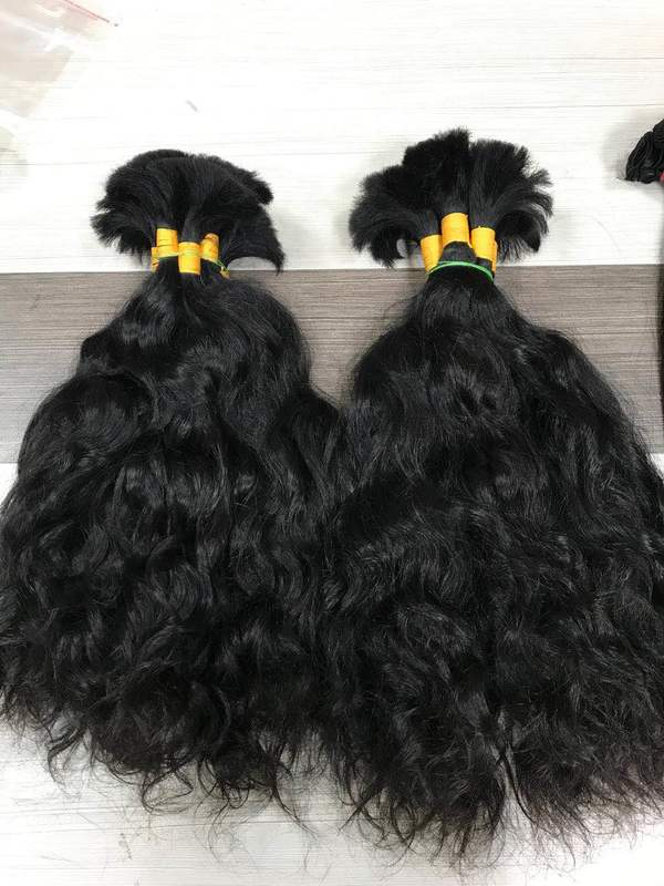 Indian Raw hair bund