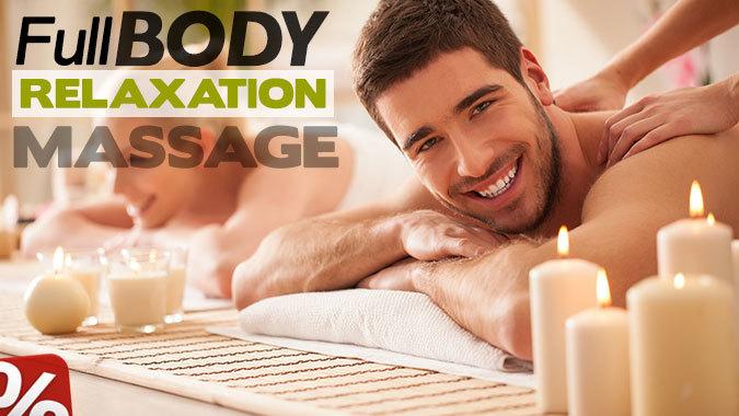 Deep Tissue Body Massage by Beautiful an