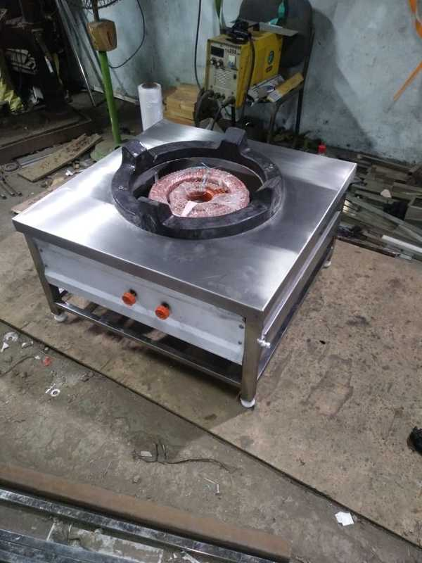 Stainless Steel Biriyani