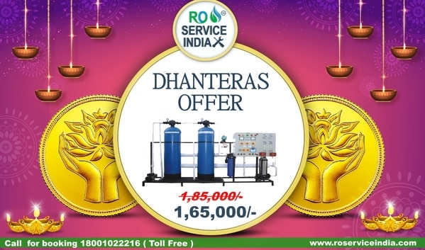 Buy Today RO Water Plant  And