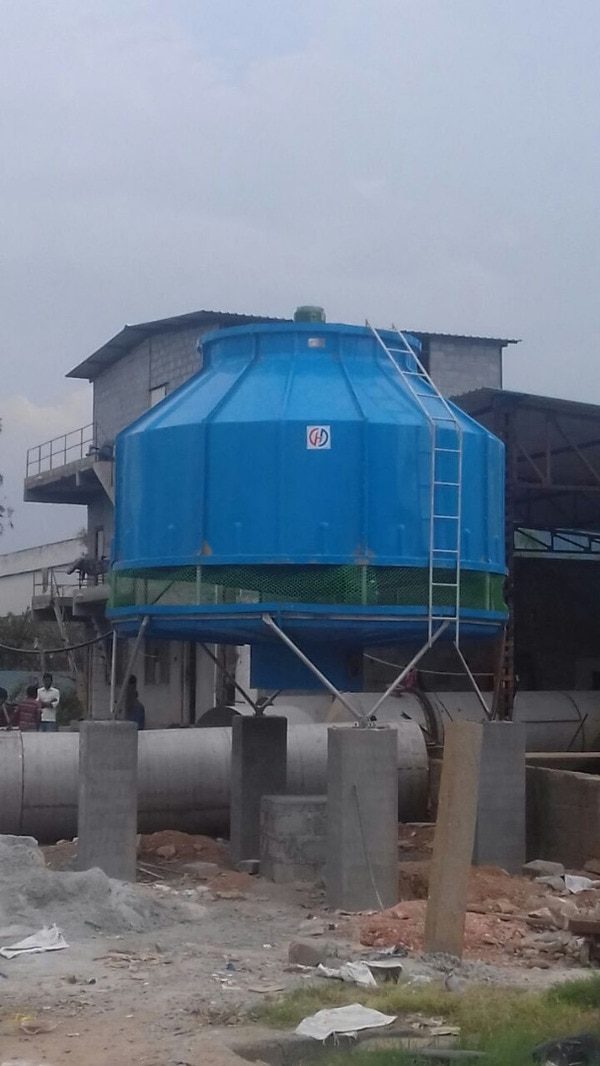 FRP Cooling tower Manufacturer and Exporter in QatarCooling Tower Use of Mining Industry
