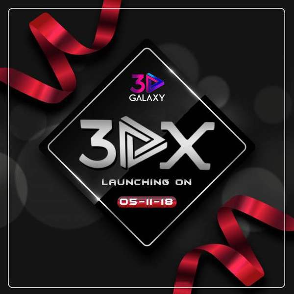 The countdown is on!  3D Galax