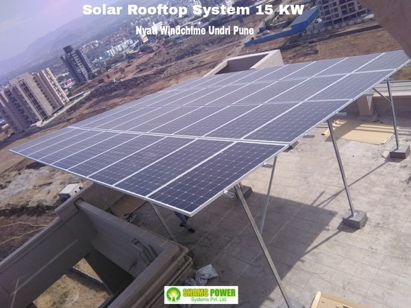 Use solar energy for house at very low solar system price and reduce your electricity bill .We are among the leading solar system companies supplying solar system for home.Contact Sham power system Pvt.Ltd. for bookings of Solar rooftop plant, solar pumps and bio-gas plant.