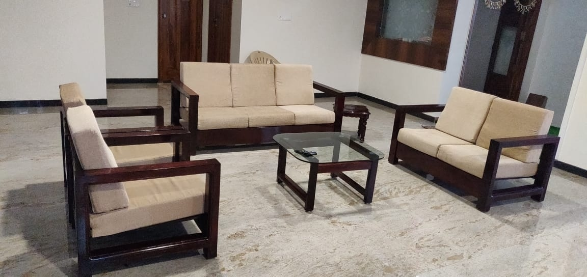 Sofasets made from ROSE WOOD.