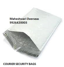 COURIER/SECURITY BAGS  Mainly