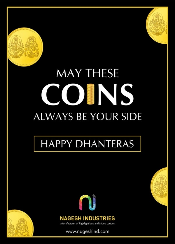#Happy #Dhanteras#Nagesh #Industries #wishes