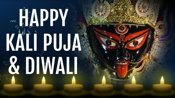 Happy Kalipuja and Diwali