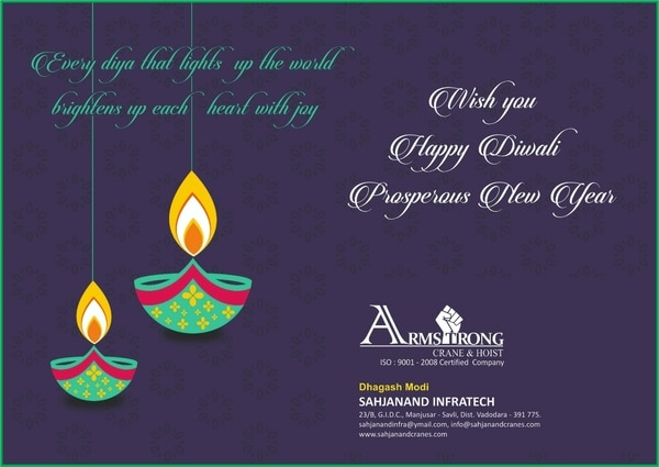 Happy Diwali and Happy New Yea