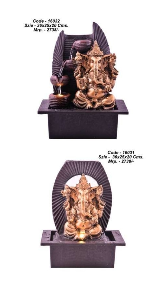Indoor Tabletop Fountains We have excellent collections of Table Top Fountains made up of poly resin....